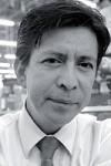 """Juan HernA?ndez Luna est nA� en 1962 A� Mexico. Il a reA�u le Prix Dashiell Hammett en 1997 et en 2007. Auteur de plusieurs romans, de nouvelles, da��essais historiques et<a class=""""moretag"""" href=""""http://www.latinoir.fr/juan-hernandez-luna-2/""""> [Continuer la lecture...]</a>"""