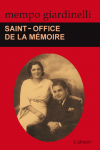 couverture du livre saint-office