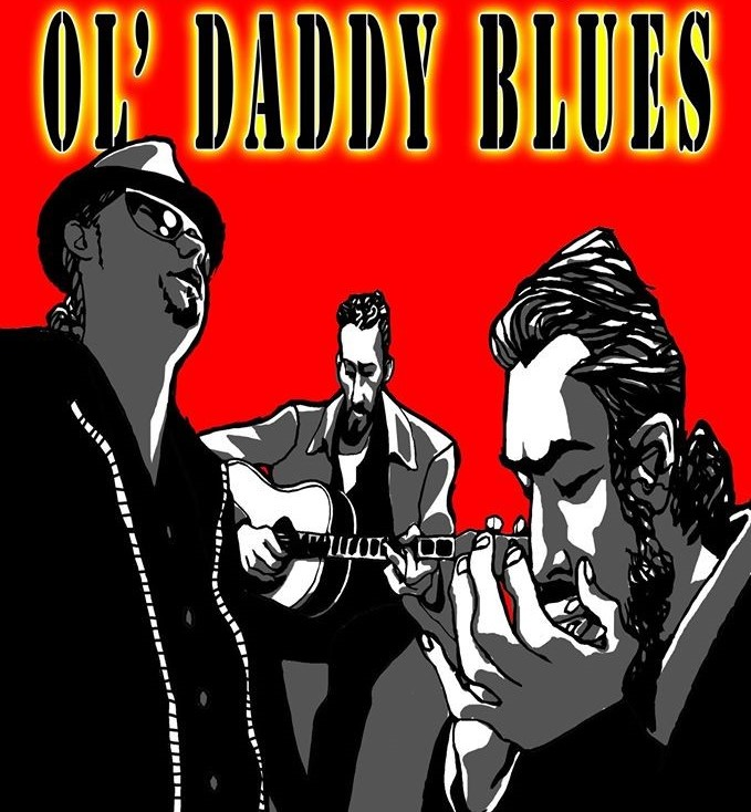 Concert à L'atinoir : Ol' Daddy Blues