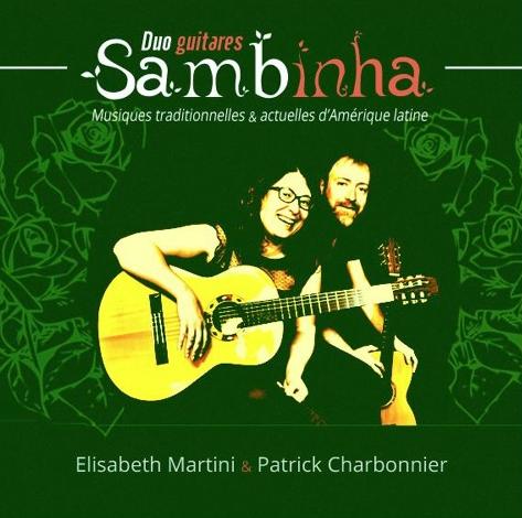 Concert à L'atinoir : Sambinha