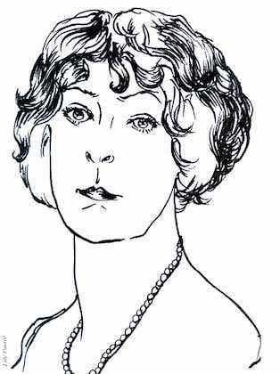 Présentation et lecture de Histoires de Lilly/Comtesse Pastré de Françoise Donadieu