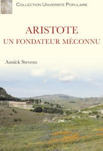 Couverture d'ouvrage: Aristote. Un fondateur méconnu