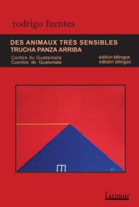Couverture d'ouvrage: Des animaux très sensibles - Édition e-pub bilingue - Edición electrónica bilingüe - Trucha panza arriba