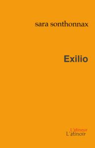 Couverture d'ouvrage: Exilio