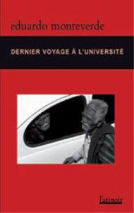 Couverture d'ouvrage: Dernier voyage à l'université