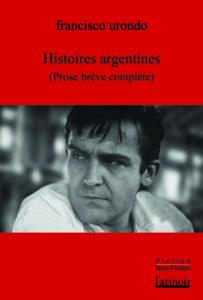 Couverture d'ouvrage: Histoires Argentines