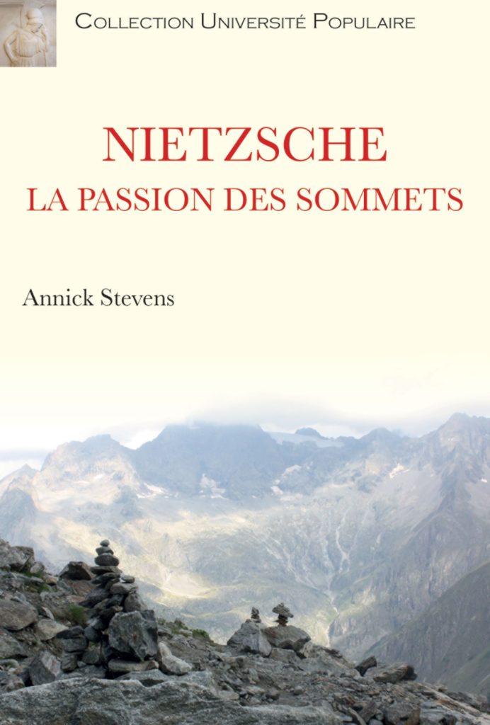 Couverture d'ouvrage: Nietzsche. La passion des sommets