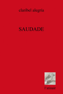 Couverture d'ouvrage: Saudade
