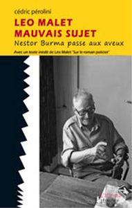 Couverture d'ouvrage: Léo Malet, mauvais sujet