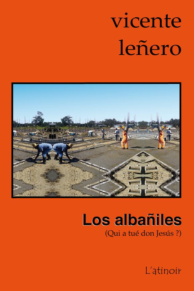 Couverture d'ouvrage: Los albañiles