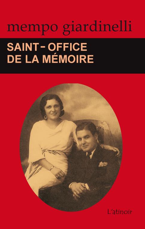 Couverture d'ouvrage: Saint-Office de la mémoire