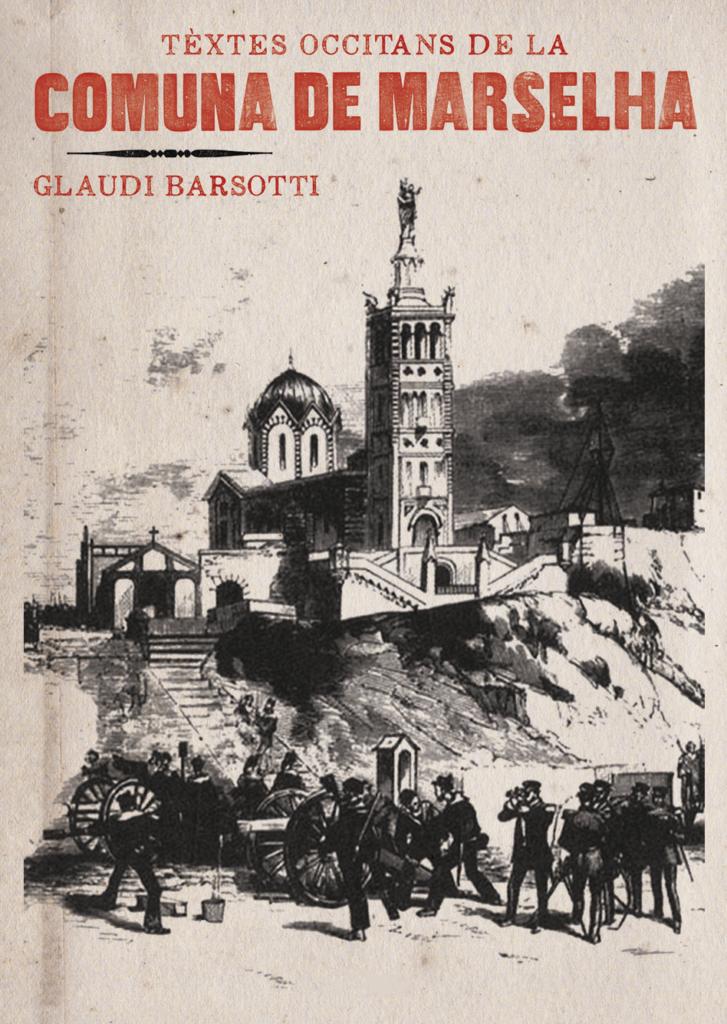 Couverture d'ouvrage: Textes occitans de la comuna de Marselha