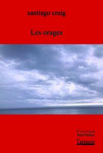 Couverture d'ouvrage: Les Orages