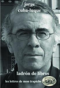 Couverture d'ouvrage: Ladrón de libros