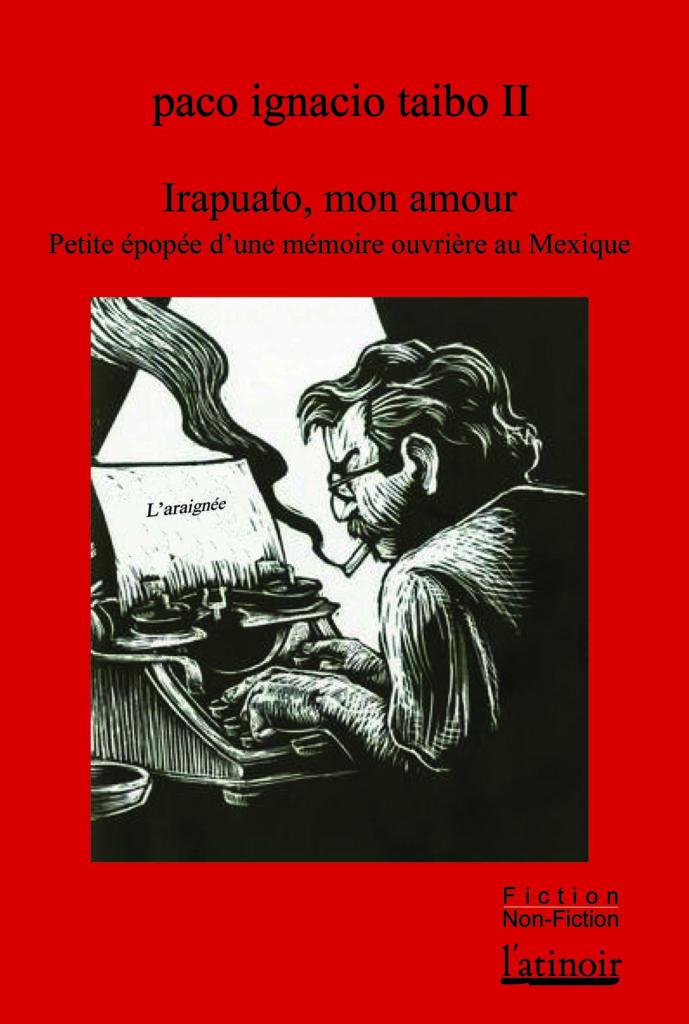 Couverture d'ouvrage: Irapuato mon amour