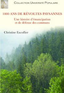 Couverture d'ouvrage: MILLE ANS DE RÉVOLTES PAYSANNES